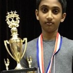 Plano student 3-time spelling bee champion
