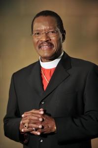 Bishop Charles Blake re-elected as COGIC Presiding Bishop