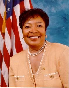 congresswomen Johnson