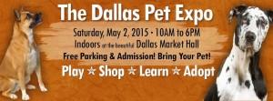 photo source: Dallas Pet Expo/facebook