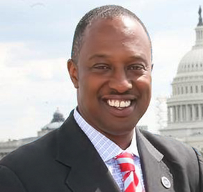 Ron Busby urges personal relationship with banker. photo source: NNPA