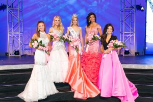 3rd Runner Up - Miss Teen Fort Worth-Stephanie Wendt , 1st Runner Up - Miss Teen Frisco- Holly Morgan, 2015 Miss Texas Outstanding Teen - Addyson Jackson, 2nd Runner Up - Miss Teen Bryan College Station - Taylor Kilpatrick, 4th Runner Up- Miss Teen North Texas - Heather King