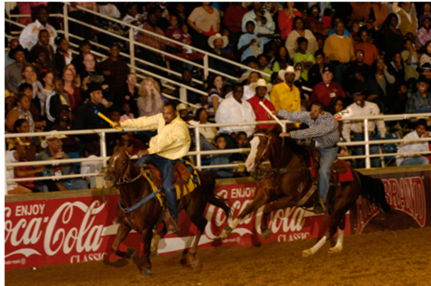 Cowboys Of Color National Finals Rodeo On Oct 24