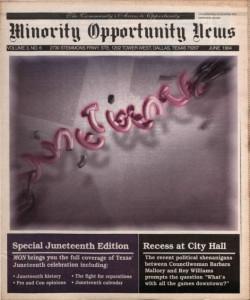 Vol 3. No. 6 June 1994