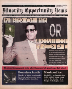 Vol. 3 No. 5 May 1994