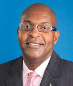 New Cedar Valley president Dr. Joseph Seabrooks