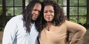 """Oprah Winfrey described her interview with Shaka Senghor as """"one of the best I've ever had—not just in my career, but in my life. His story touched my soul."""" (Image Shakasenghor.com)"""