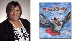Sandra L. Richards author of Rice & Rocks
