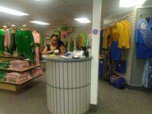Local owner cornering market for Black Greek apparel in Irving