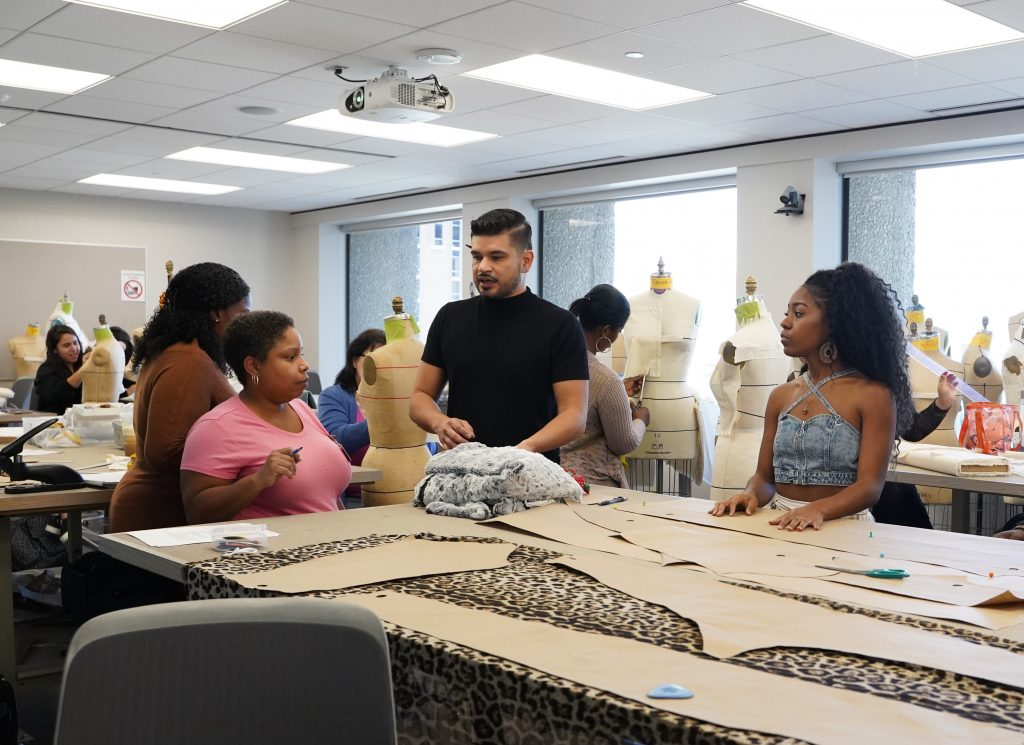 El Centro College Fashion Design Students Work Will Be Displayed During Cats Presented By Dallas Summer Musicals North Dallas Gazette