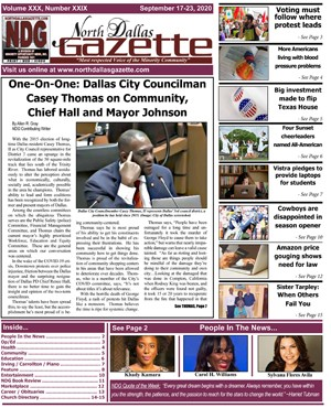 Archives North Dallas Gazette