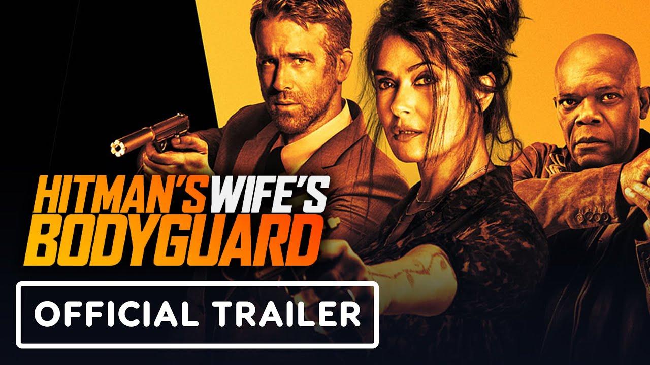 Hitman's Wife's Bodyguard | Official Trailer
