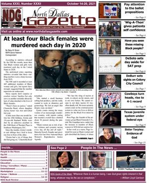 Archives North Dallas Gazette